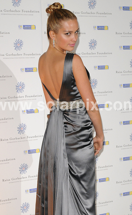 **ALL ROUND PICTURES FROM SOLARPIX.COM**.**WORLDWIDE SYNDICATION RIGHTS**.Press room arrivals at The Raisa Gorbachev Foundation, Third Annual Gala Dinner.  Held at the Stud House, Hampton Court Palace London..This pic:Petra Nemcova.JOB REF: 6585      SSD     DATE:07.06.08.**MUST CREDIT SOLARPIX.COM OR DOUBLE FEE WILL BE CHARGED* *UNDER NO CIRCUMSTANCES IS THIS IMAGE TO BE REPRODUCED FOR ANY ONLINE EDITION WITHOUT PRIOR PERMISSION*