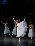 English National Ballet;<br /> La Sylphide;<br /> Precious Adams;