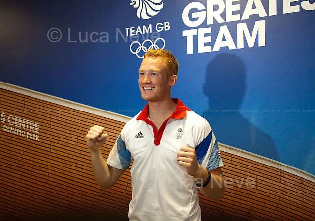 Greg Rutherford (Long jump - gold).<br />