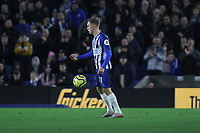 Leandro Trossard of Brighton & Hove Albion during Brighton & Hove Albion vs Norwich City, Premier League Football at the American Express Community Stadium on 2nd November 2019