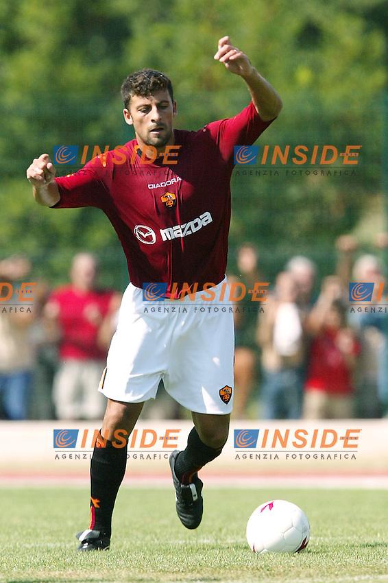 Tivoli 22/8/2003<br /> Tivoli Roma 0-2<br /> Walter Samuel (AS Roma)<br /> <br /> Foto Andrea Staccioli Insidefoto