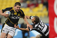 120828 ITM Cup Rugby - Wellington v Hawkes Bay