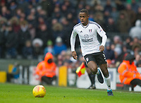 Fulham's Ryan Sessegnon during the Sky Bet Championship match between Fulham and Queens Park Rangers at Craven Cottage, London, England on 17 March 2018. Photo by Andrew Aleksiejczuk / PRiME Media Images.