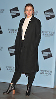 Stefanie Martini at the Skate at Somerset House with Fortnum &amp; Mason VIP launch party, Somerset House, The Strand, London, England, UK, on Wednesday 16 November 2016. <br /> CAP/CAN<br /> &copy;CAN/Capital Pictures /MediaPunch ***NORTH AND SOUTH AMERICAS ONLY***