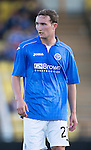 St Johnstone FC.. 2014-2015 Season<br /> Chris Kane<br /> Picture by Graeme Hart.<br /> Copyright Perthshire Picture Agency<br /> Tel: 01738 623350  Mobile: 07990 594431