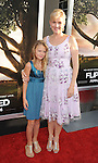 "HOLLYWOOD, CA. - July 26: Penelope Ann Miller(R) and daughter Eloisa arrive at the ""Flipped"" Los Angeles Premiere at ArcLight Cinemas Cinerama Dome on July 26, 2010 in Hollywood, California."