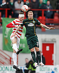 Michael Devlin and Leigh Griffiths