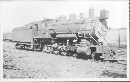 CM #302 Class 115.<br /> Colorado Midland