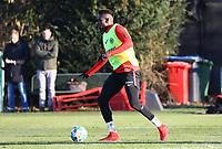 Danny da Costa (Eintracht Frankfurt) - 14.02.2018: Eintracht Frankfurt Training, Commerzbank Arena