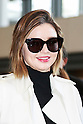 Miranda Kerr arrives in Japan