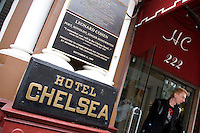 Hotel Chelsea Up For Sale