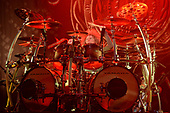 HOLLYWOOD FL - APRIL 25: Tommy Aldridge of Whitesnake performs at the Hard Rock Events Center held at the Seminole Hard Rock Hotel & Casino on April 25, 2019 in Hollywood, Florida. : Credit Larry Marano © 2019