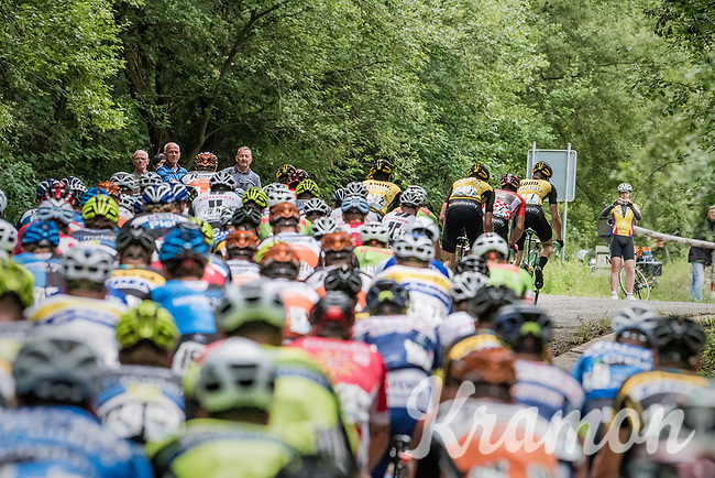 Ster ZLM Tour (2.1)<br /> Stage 4: Hotel Verviers &gt; La Gileppe (Jalhay)(190km)