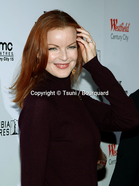 Marcia Cross arriving at THE PRODUCERS Premiere at theWestfield Century City Theatre in Los Angeles. December 12, 2005.