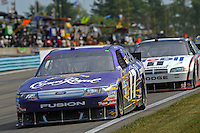 6-8 August, 2010, Watkins Glen, New York USA.Matt Kenseth (#17).©2010 F.Peirce Williams, USA.