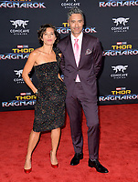 Director Taika Waititi at the premiere for &quot;Thor: Ragnarok&quot; at the El Capitan Theatre, Los Angeles, USA 10 October  2017<br /> Picture: Paul Smith/Featureflash/SilverHub 0208 004 5359 sales@silverhubmedia.com