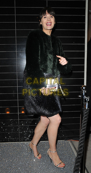 Lilah Parsons attends the Stella McCartney 2015 Christmas Lights switch on party, Stella McCartney boutique, Bruton Street, London, England, UK, on Wednesday 25 November 2015.<br /> CAP/CAN<br /> &copy;CAN/Capital Pictures