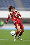 Homare Sawa (Leonessa), MAY 7th, 2011 - Football : Plenus Nadeshiko League 2011 between NTV Beleza - INAC Kobe Leonessa at Komazawa Stadium, Tokyo, Japan. (Photo by YUTAKA/AFLO SPORT) [1040]