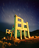 USA, California, Ghost Town of Rhyolite, Death Valley National Park