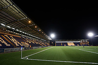 General view during during Colchester United vs Forest Green Rovers, Sky Bet EFL League 2 Football at the JobServe Community Stadium on 12th March 2019