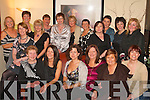 BIRTHDAY PARTY: Teresa Buckley, Charleville (seated centre) celebrated her 40th birthday with friends and family in Lord Kenmare's Restaurant, Killarney, on Saturday night.   Copyright Kerry's Eye 2008