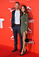LOS ANGELES, CA. January 28, 2019: Kellan Lutz &amp; Brittany Gonzales at the US premiere of &quot;What Men Want!&quot; at the Regency Village Theatre, Westwood.<br /> Picture: Paul Smith/Featureflash