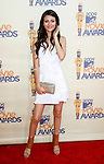 UNIVERSAL CITY, CA. - May 31: Actress Victoria Justice  arrives at the 2009 MTV Movie Awards held at the Gibson Amphitheatre on May 31, 2009 in Universal City, California.