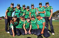 110114 Action Cup Twenty20 Women's Cricket - Central Hinds v Canterbury Magicians