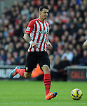 Jose Fonte of Southampton<br /> - Barclays Premier League - Southampton vs Manchester City - St Mary's Stadium - Southampton - England - 30th November 2014 - Pic Robin Parker/Sportimage
