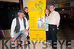 Eddie Dieckmann (Kerry president, Hope Guatemala), Maire Ruiséal, Mary Kiernan and Seamus O Hara (committee members) at the launch party of Hope Guatemala at the Skellig Hotel, Dingle, on Thursday night.