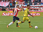 Junior igualó 0-0 ante Alianza Petrolera. Fecha 18 Liga Águila I-2018.