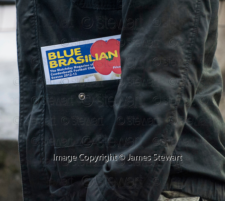 One fan looks forward to having a look at a Blue Brasilian ?