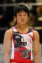 Shogo Nonomura (JPN), NOVEMBER 27, 2011 - Artistic Gymnastics : FIG ART World Cup 2011 Tokyo Men's Individual All-Around Victory Ceremony at Ryogoku Kokugikan, Tokyo, Japan. (Photo by YUTAKA/AFLO SPORT) [1040]