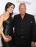 NEW YORK, NY - AUGUST 6, 2012: Steve Tisch at the 'Hope Springs' premiere at the SVA Theater on August 6, 2012 in New York City. &copy;&nbsp;RW/MediaPunch Inc. /NortePhoto.com<br />