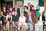 MURDER MYSTERY: Having a great time at Chernobyl Children Project Murder Mystery night at Ballyseede Castle on Saturday.