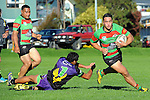 Rugby League Victory v Rabbits played Tahunanui grounds. Nelson, New Zealand. Saturday 10 May 2014. Photo: Chris Symes/www.shuttersport.co.nz