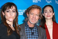 www.acepixs.com<br /> <br /> May 21 2017, New York City<br /> <br /> Actors Nancy Pimental, William H. Macy (C) and Emmy Rossum arriving at the 'Shameless' panel during the 2017 Vulture Festival at Milk Studios on May 21, 2017 in New York City.<br /> <br /> By Line: Nancy Rivera/ACE Pictures<br /> <br /> <br /> ACE Pictures Inc<br /> Tel: 6467670430<br /> Email: info@acepixs.com<br /> www.acepixs.com