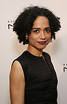 Lauren Ridloff attends the 2018 Drama League Awards at the Marriot Marquis Times Square on May 18, 2018 in New York City.