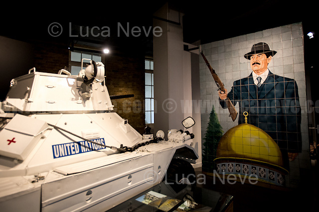 London, 18/08/2016. Visiting Level 1 (Second World War, Turning Points: 1934 - 1945) and 2 (History Makers, Peace and Security: 1945 - 2014) of the London's Imperial War Museum. PHOTOS NOT AVAILABLE FOR SALE<br /> <br /> For more information please click here: http://www.iwm.org.uk/visits/iwm-london &amp; https://en.wikipedia.org/wiki/Imperial_War_Museum