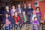 At the Dromid ICA Christmas party in The Inny Tavern on Sunday were front l-r; Nora Curran, Abbie O'Sullivan, Joan O'Callaghan, Larry Coffey, Jessica Coffey, back l-r; Maureen O'Donoghue, Geraldine O'Donoghue, Joe O'Donoghue, Ger O'Donoghue, Dan Curran & Jane Coffey.