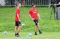 06.08.2017: Eintracht Frankfurt Saisoneröffnung