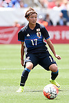 Ami Sugita (JPN), JUNE 5, 2016 - Football / Soccer : Women's International Friendly match between United States 2-0 Japan at FirstEnergy Stadium in Cleveland, Ohio, United States. (Photo by AFLO)