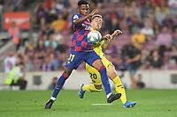 Ansu Fati <br /> 21/01/2016 <br /> Barcelona - Villarreal <br /> Calcio La Liga 2019/2020 <br /> Photo Paco Largo Panoramic/insidefoto <br /> ITALY ONLY