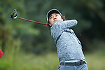 Kengo Aoshima of the Wake Forest Demon Deacons during first and second round action at the Old Town Club Collegiate Invitational at the Old Town Club on September 24, 2018 in Winston-Salem, North Carolina.
