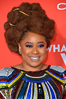 LOS ANGELES, CA. January 28, 2019: Phoebe Robinson at the US premiere of &quot;What Men Want!&quot; at the Regency Village Theatre, Westwood.<br /> Picture: Paul Smith/Featureflash
