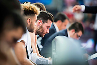 Real Madrid's player Rudy Fernandez during the match of the semifinals of Supercopa of La Liga Endesa Madrid. September 23, Spain. 2016. (ALTERPHOTOS/BorjaB.Hojas)