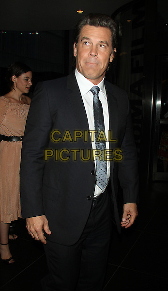 September 14, 2015: Josh Brolin at screening of Lionsgate's SICARIO at the Museum of Modern Art in New York City.<br /> CAP/MPI/RW<br /> &copy;RW/MPI/Capital Pictures