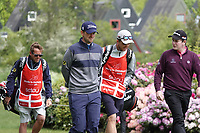 Robert Macintyre (SCO) and Bernd Wiesberger (AUT) during the final round of the Made in Denmark presented by Freja, played at Himmerland Golf & Spa Resort, Aalborg, Denmark. 26/05/2019<br /> Picture: Golffile | Phil Inglis<br /> <br /> <br /> All photo usage must carry mandatory copyright credit (© Golffile | Phil Inglis)