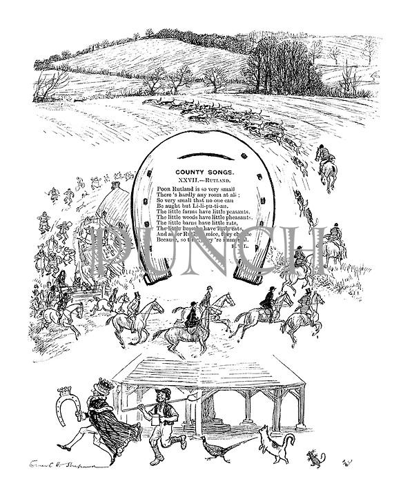 County Songs. XXVII. - Rutland.