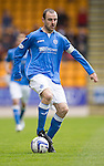 St Johnstone v Dundee United...09.05.15   SPFL<br /> Dave Mackay<br /> Picture by Graeme Hart.<br /> Copyright Perthshire Picture Agency<br /> Tel: 01738 623350  Mobile: 07990 594431